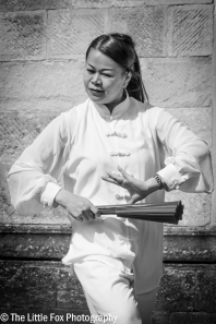 Tai Chi Demonstration at Highcliffe Castle